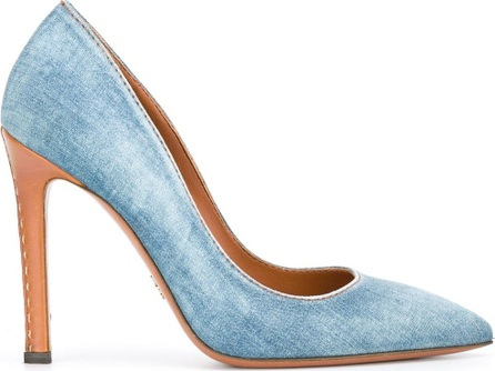 Ermanno Scervino denim pumps