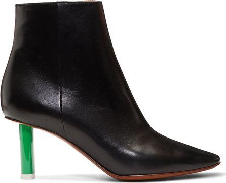 Vetements Black & Green Lighter Boots