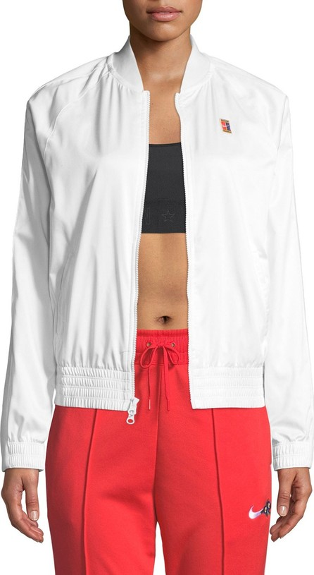 Nike NikeCourt Zip-Front Tennis Jacket