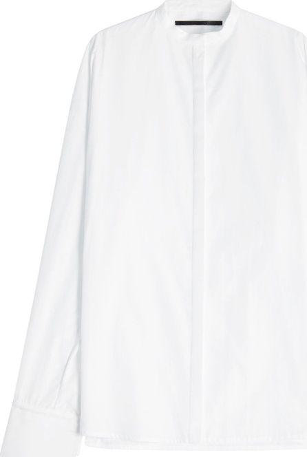 Haider Ackermann Cotton Blouse