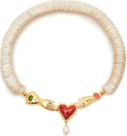 Heimat Atlantica Love seashell necklace