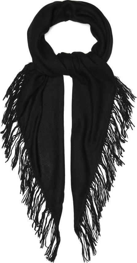 Raey Fringed Western-style cashmere scarf