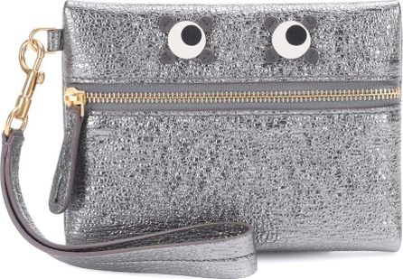 Anya Hindmarch Eyes leather puch