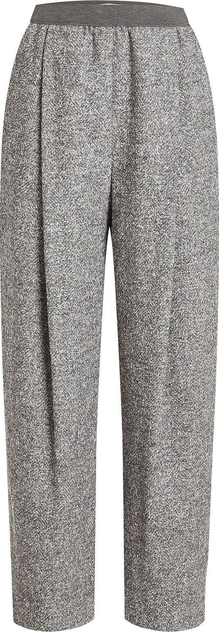 Agnona Pants with Alpaca, Wool and Cashmere