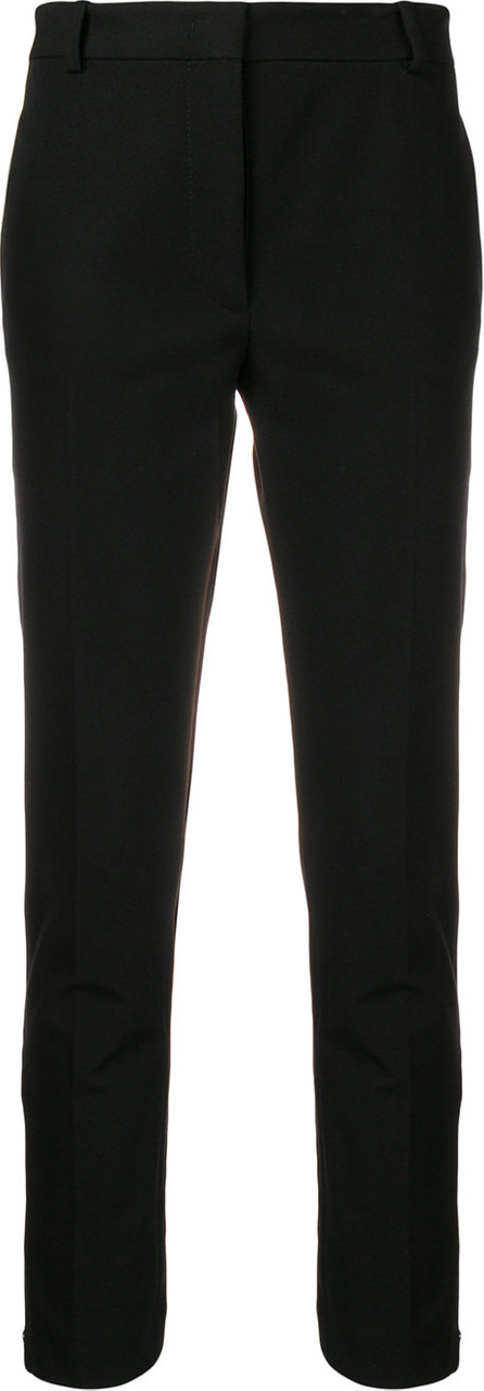 Joseph Skinny leg side zip trousers