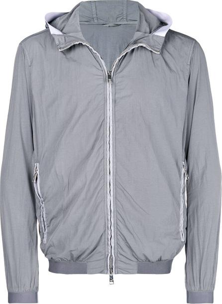 Emporio Armani Lightweight hooded jacket
