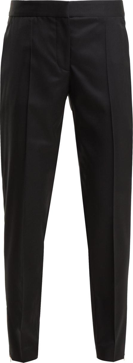 Stella McCartney Vivian tapered-leg wool trousers