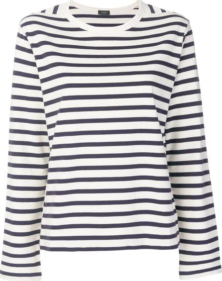 Joseph Striped sweatshirt