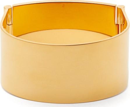 Jil Sander Hinge-fastening cuff
