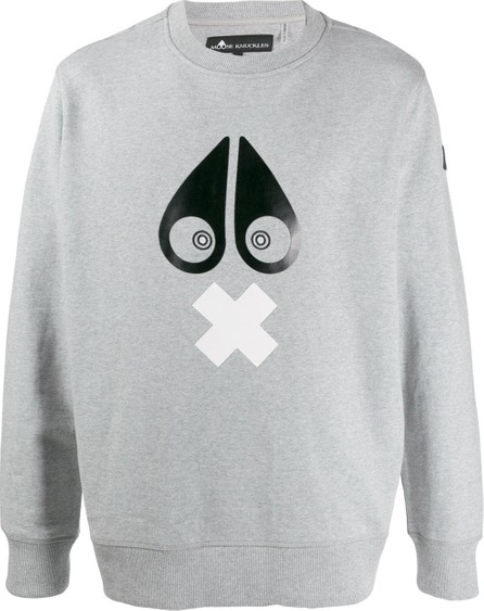 Moose Knuckles Graphic print sweatshirt
