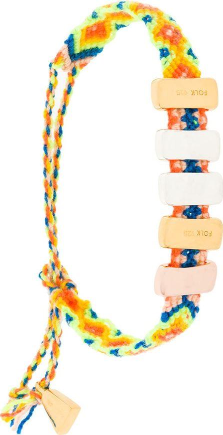 Lucy Folk Dowry friendship bracelet