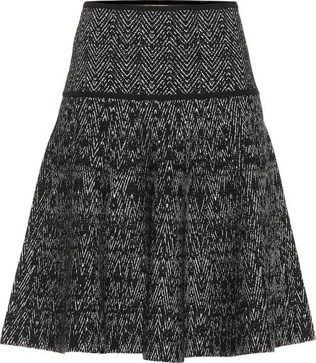 Roland Mouret Monroe jacquard skirt