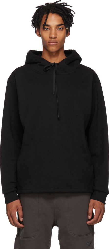 Double Rainbouu Black Couch Surf Moon Hoodie