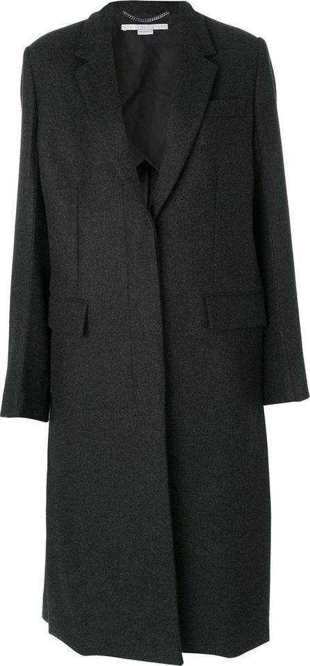 Stella McCartney Long concealed coat