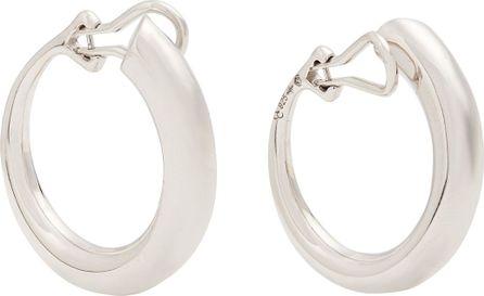 Charlotte Chesnais Monie sterling-silver clip-on earrings