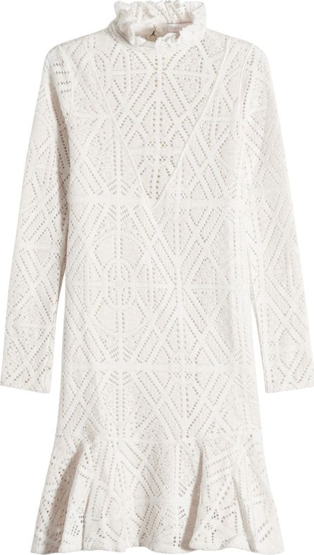 See By Chloé Dress with Cut-Out Pattern