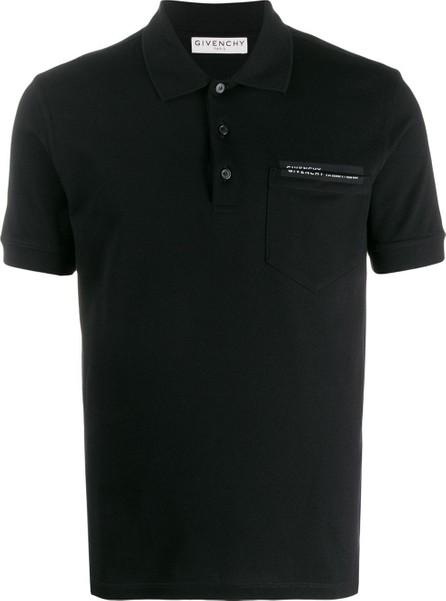 Givenchy Split logo polo shirt
