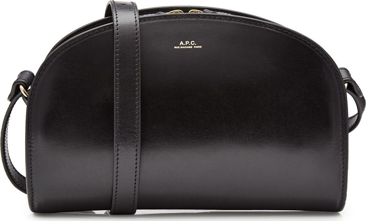 A.P.C. - Leather Shoulder Bag