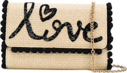 Dolce & Gabbana Love woven shoulder bag