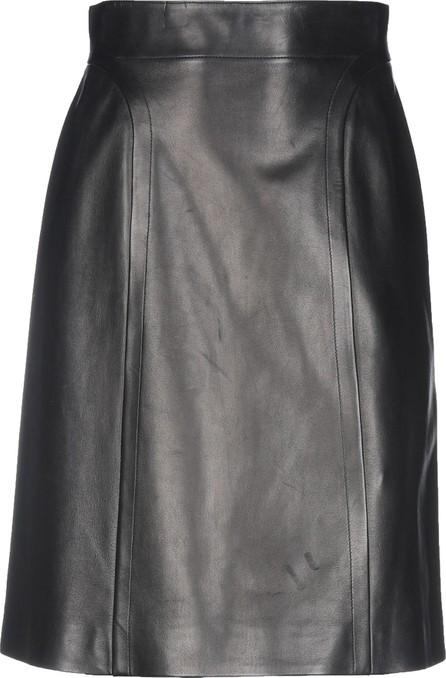 Alaïa Knee Length Skirt