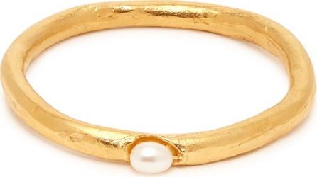 Alighieri The Dealer's Choice gold-plated bracelet