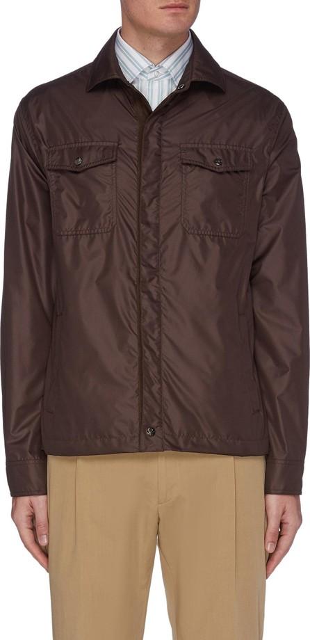 Isaia Snap front jacket