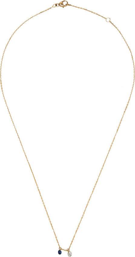 Raphaele Canot Set Free diamond, sapphire & 18kt gold necklace