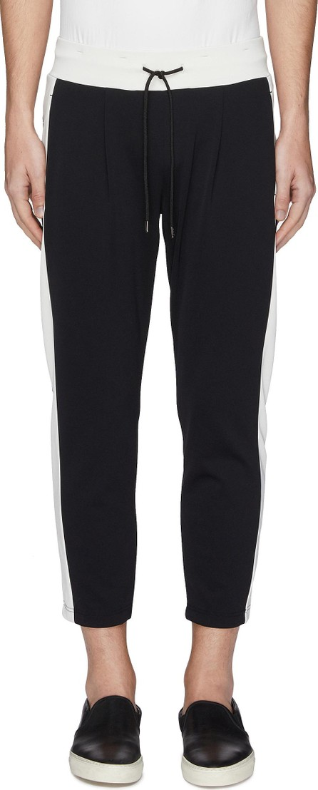 ATTACHMENT Stripe outseam sweatpants