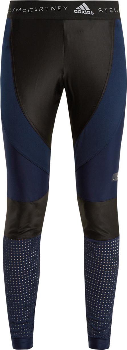 Adidas By Stella McCartney Run bi-colour leggings