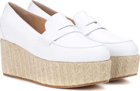 Gabriela Hearst Brucco platform loafers