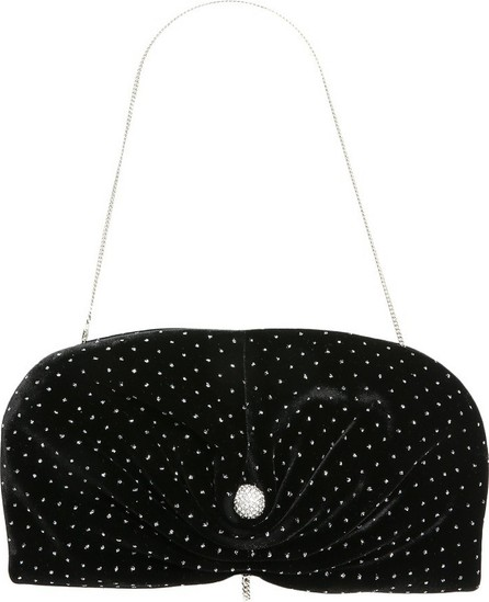 Jimmy Choo Vivien Clutch With Chain Strap