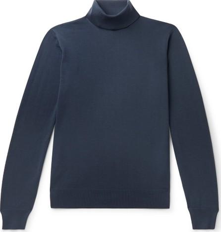 Giorgio Armani Slim-Fit Virgin Wool Rollneck Sweater
