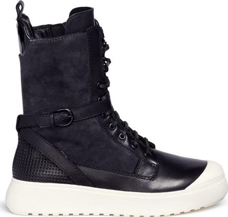ATELJE 71 'Edda' combat sneaker boots