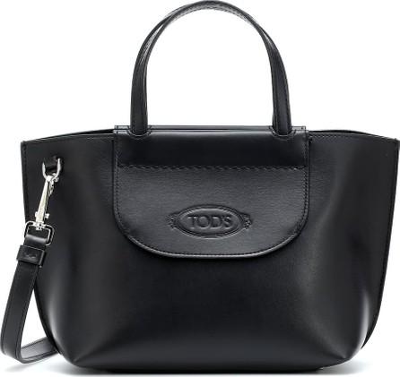 Tod's Logo Mini leather tote