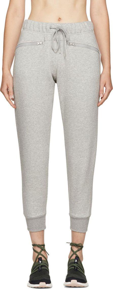 Adidas By Stella McCartney Grey Essentials Lounge Pants