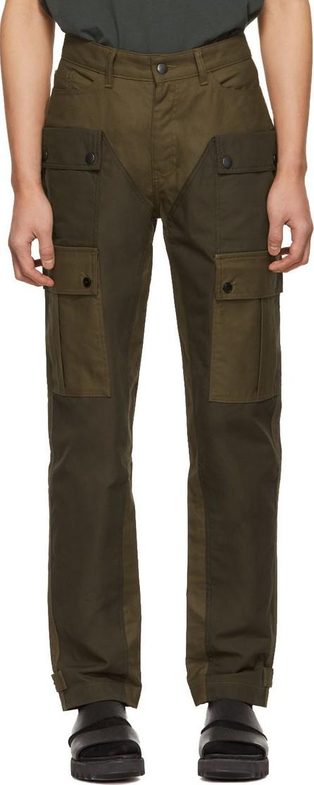 Phipps Brown Organic Waterproof Cargo Pants