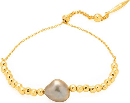 Gorjana Vienna Adjustable Pearl Bracelet