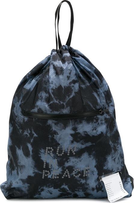 Satisfy Tie-dye gym bag