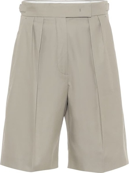 Max Mara Safari cotton Bermuda shorts