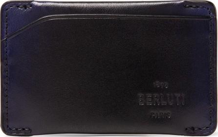 Berluti Easy Epure Leather Cardholder