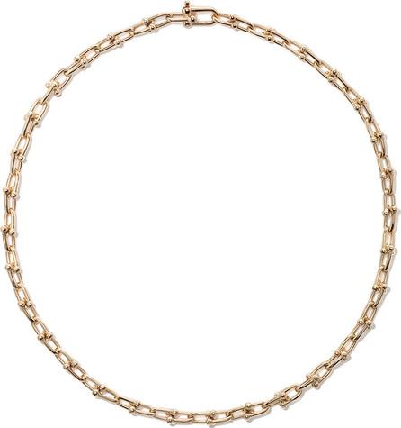 Tiffany & Co 18kt yellow gold Tiffany City HardWear link necklace
