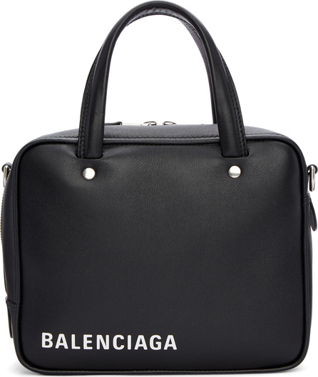 Balenciaga Black Extra Small Square Bag