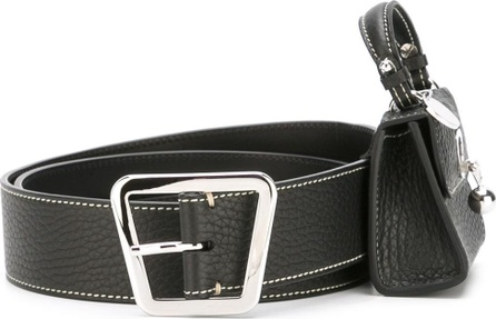Ermanno Scervino purse attached belt