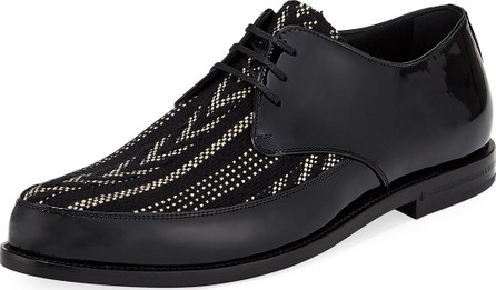 Saint Laurent Men's Alistair Derby Shoe