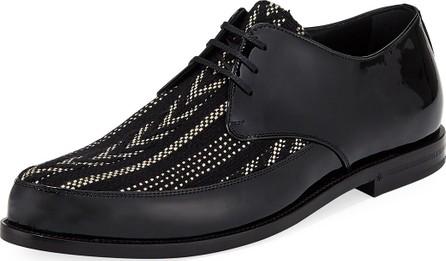 Saint Laurent Men's Alistair Derby Shoe