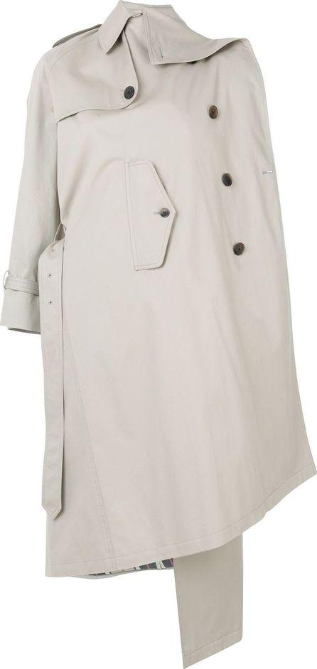 Balenciaga Pulled trench coat