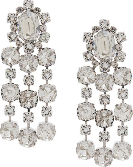CA&LOU Crystal embellished earring