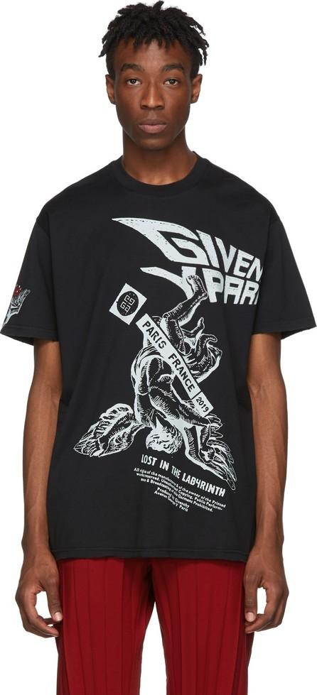 Givenchy Black Mad Trip T-Shirt