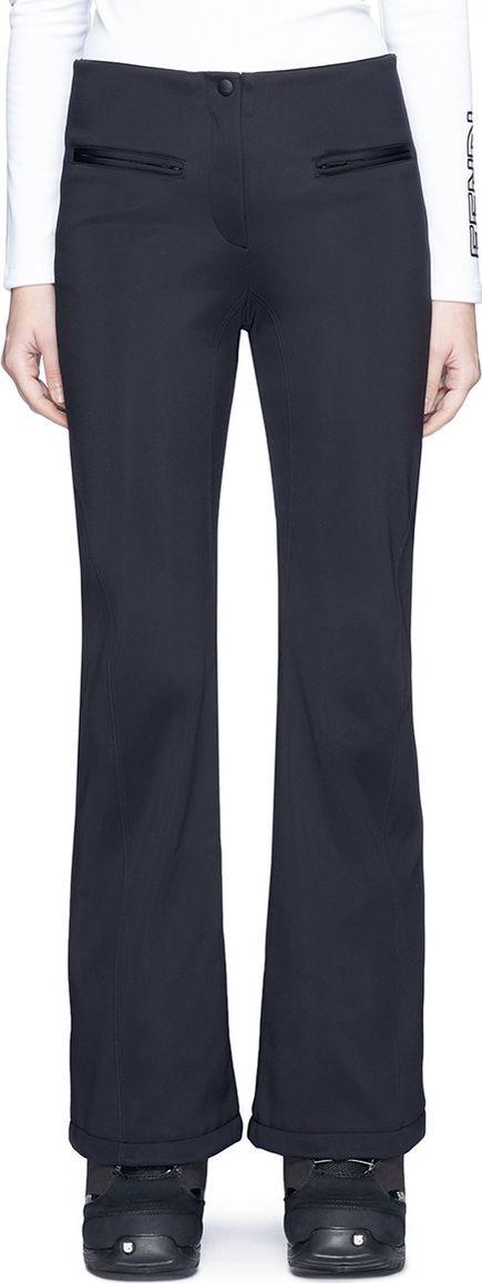 Fendi Zip cuff stretch ski pants