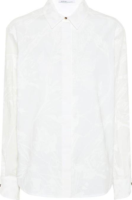 Agnona Printed cotton shirt